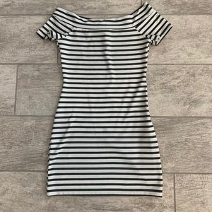 Zara Boat Neck Dress